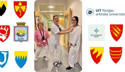 kvalifisering til sykepleier