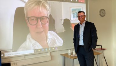 Dag Rune Olsen, Rektor UiT (2)